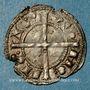 Coins Comtat Venaissin. Barral de Baux (1249-1251). Obole