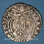 Coins Comtat Venaissin. Urbain VIII (1623-1644). Barberin 1626. Avignon