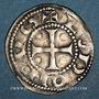 Coins Comté d'Angoulême. Monnayage anonyme au nom de Louis (12e siècle). Denier