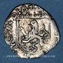 Coins Comté de Bourgogne. Albert et Isabelle (1598-1621). Carolus 1618. Dôle.