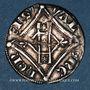 Coins Comté de Hainaut. Guillaume I (1304-1337). Esterlin à l'escielette ou au losange. Valenciennes