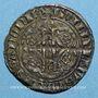 Coins Comté de Hainaut. Guillaume I (1304-1337). Petit gros. Valenciennes