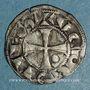 Coins Comté de la Marche. Hugues IX (1199-1219) et Hugues X (1219-1249). Denier