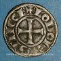 Coins Comté de la Marche. Hugues XI (1249-1260). Denier