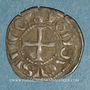 Coins Comté de la Marche. Hugues XI (1249-1260). Obole