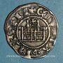 Coins Comté de Provence. Raymond Bérenger V (1209-1245). Gros marseillais. Marseille, à partir de 1218