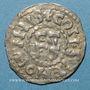 Coins Comté du Mans. Successeurs d'Herbert I (11e - début 12e siècle). Denier