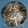Coins Dauphiné. Archevêché de Vienne. Monnayage anonyme (1ère moitié du XIIe siècle). Denier