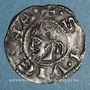Coins Dauphiné. Archevêché de Vienne.Monnayage anonyme (1ère moitié du XIIe siècle). Denier