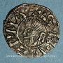 Coins Dauphiné. Archevêché de Vienne. Monnayage anonyme, vers 1150-1200. Denier