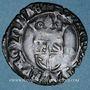 Coins Duché de Bourgogne. Jean sans Peur (1404-1419). Gros. Auxonne