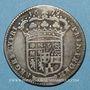 Coins Duché de Savoie. Victor-Amédée II (1675-1730). Régence de sa mère. Lire 1679. Turin