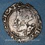 Coins Franche Comté. Cité de Besançon. Blanc (= 1/2 carolus) 1565