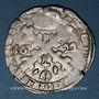 Coins Franche Comté. Comté de Bourgogne. Philippe IV (1621-1665). Gros (= 1/32 patagon) 1622. Dôle