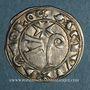 Coins Languedoc. Comté de Toulouse. Alphonse Jourdain (1112-1148). Denier