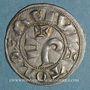 Coins Languedoc. Comté de Toulouse. Guillaume IX (1098-1100 et 1119-1127). Denier