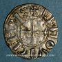 Coins Limousin. Abbaye de Saint-Martial de Limoges (fin XIIe jusque vers 1245). Denier ou barbarin