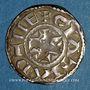 Coins Limousin. Vicomté de Limoges. Monnayage anonyme (vers 1020-1100). Denier