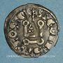 Coins Marquisat de Provence. Alphonse de Poitiers (1249-1271). Denier