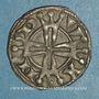 Coins Marquisat de Provence. Raymond V (1148-1194). Denier