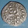 Coins Orléanais. Comté de Blois. Gui 1er de Châtillon (1303-1342). Denier frappé à partir de 1306