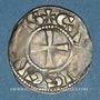 Coins Orléanais. Comté de Chartres. Eudes II (1004-1037). Obole de type bléso-chartrain