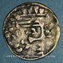 Coins Orléanais. Vicomté de Châteaudun. Denier anonyme (vers 1020-1040)