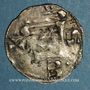 Coins Orléanais. Vicomté de Châteaudun. Denier anonyme (vers 1120-1130)