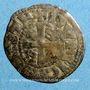 Coins Orléanais. Vicomté de Châteaudun. Obole anonyme (vers 1180-1200)