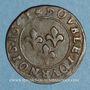 Coins Principauté d'Orange. Frédéric Henri de Nassau (1625-1647). Double tournois 1641