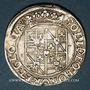 Coins Principauté d'Orange. Frédéric Henri de Nassau (1625-1647). Teston, type V.B.1