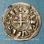 Coins Seigneurie de Béarn. Monnayage au nom de Centulle (XIIe - XIIe siècle). Obole