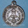 Coins Révolution de 1848. Concours armé des départements. Médaille cuivre. 26 mm
