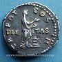 Coins Aelius, césar (136-138). Denier. Rome, 137. R/: la Piété