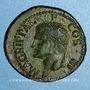 Coins Agrippa († 12 av. J-C). As. Rome, 37. R/: Neptune
