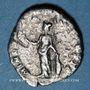 Coins Albin, césar (193-195). Denier. Rome, 194-195(?). R/: Minerve