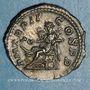Coins Alexandre Sévère (222-235). Denier. Rome, 223. R/: la Santé