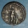 Coins Alexandre Sévère (222-235). Denier. Rome, 225. R/: la Vertu