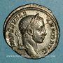 Coins Alexandre Sévère (222-235). Denier. Rome, 230. R/: le Soleil