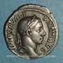 Coins Alexandre Sévère (222-235). Denier. Rome, 231. R/: l'Abondance