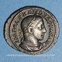Coins Alexandre Sévère (222-235). Denier. Rome, 232. R/: l'Espérance