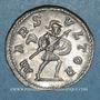 Coins Alexandre Sévère (222-235). Denier. Rome, 232. R/: Mars