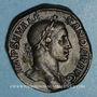 Coins Alexandre Sévère (222-235). Sesterce. Rome, 230. R/: le Soleil