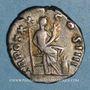 Coins Antonin le Pieux (138-161). Denier. Frappe barbare