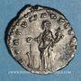 Coins Antonin le Pieux (138-161). Denier. Rome, 152-153. R/: la Félicité