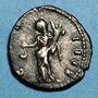 Coins Antonin le Pieux (138-161). Denier. Rome, 152-153. R/: Vesta