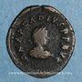 Coins Arcadius (383-408). 1/2 centénionalis. Héraclée, 1ère officine. 383-384. R/: couronne