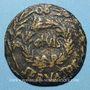 Coins Auguste (27 av. - 14 ap. J-C). Sesterce frappé par Gallius Lupercus. Rome, 16 av. J-C.
