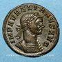 Coins Aurélien (270-275). Denier. Rome, 1ère officine, début 275 - septembre 275. R/: Victoire