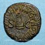 Coins Caligula (37-41). Quadrans. Rome, 40